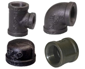 Accesorios de hierro para Sistemas contra Incendio